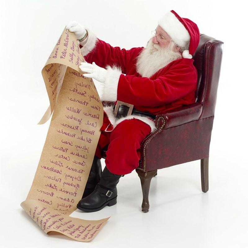 j'ai cru au Père Noël très tard