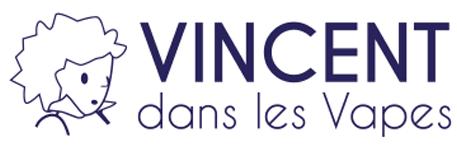 Logo cigarette electronique francaise vincentdanslesvapes.fr