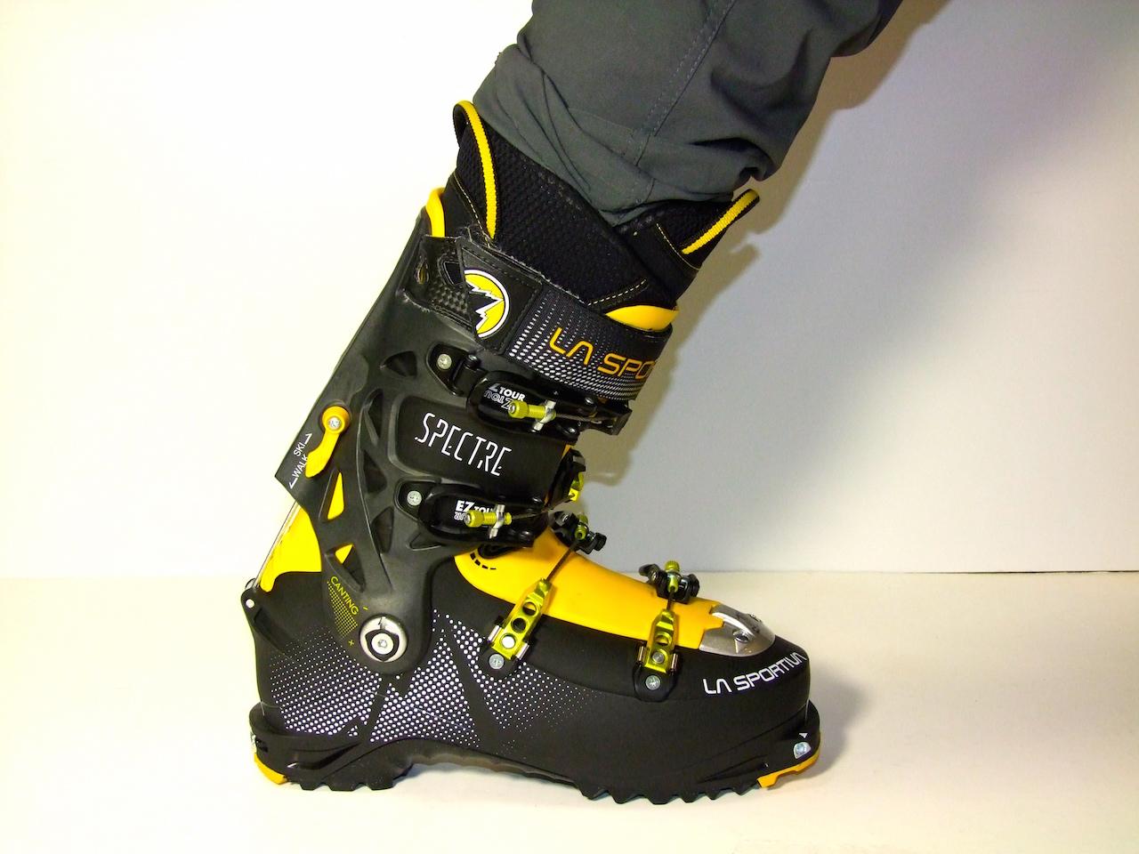 Choisir une chaussure de ski de fond