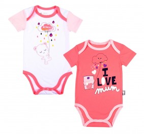 Body bébé : le petit vêtement pratique et confortable pour nourrisson