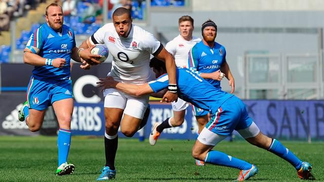 angleterre italie rugby