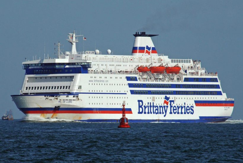 ferry angleterre france