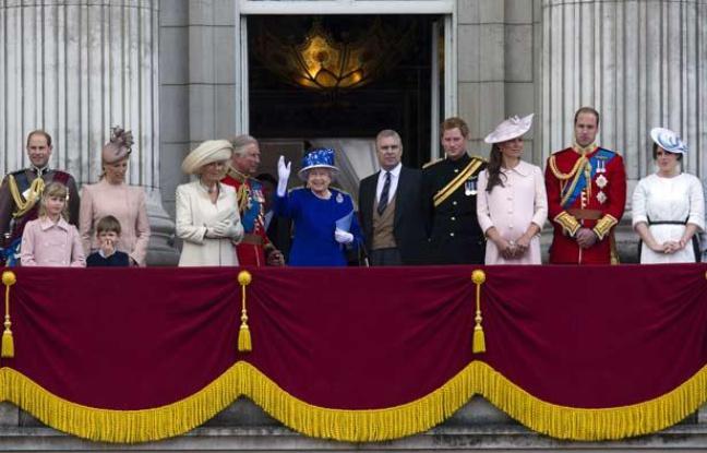 monarchie angleterre