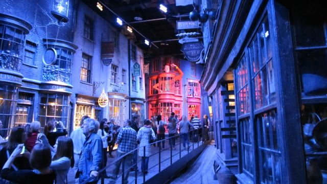 musée harry potter angleterre