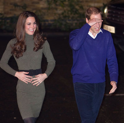 princesse angleterre enceinte