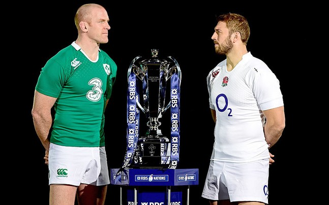 rugby irlande angleterre
