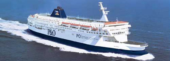tarif ferry angleterre