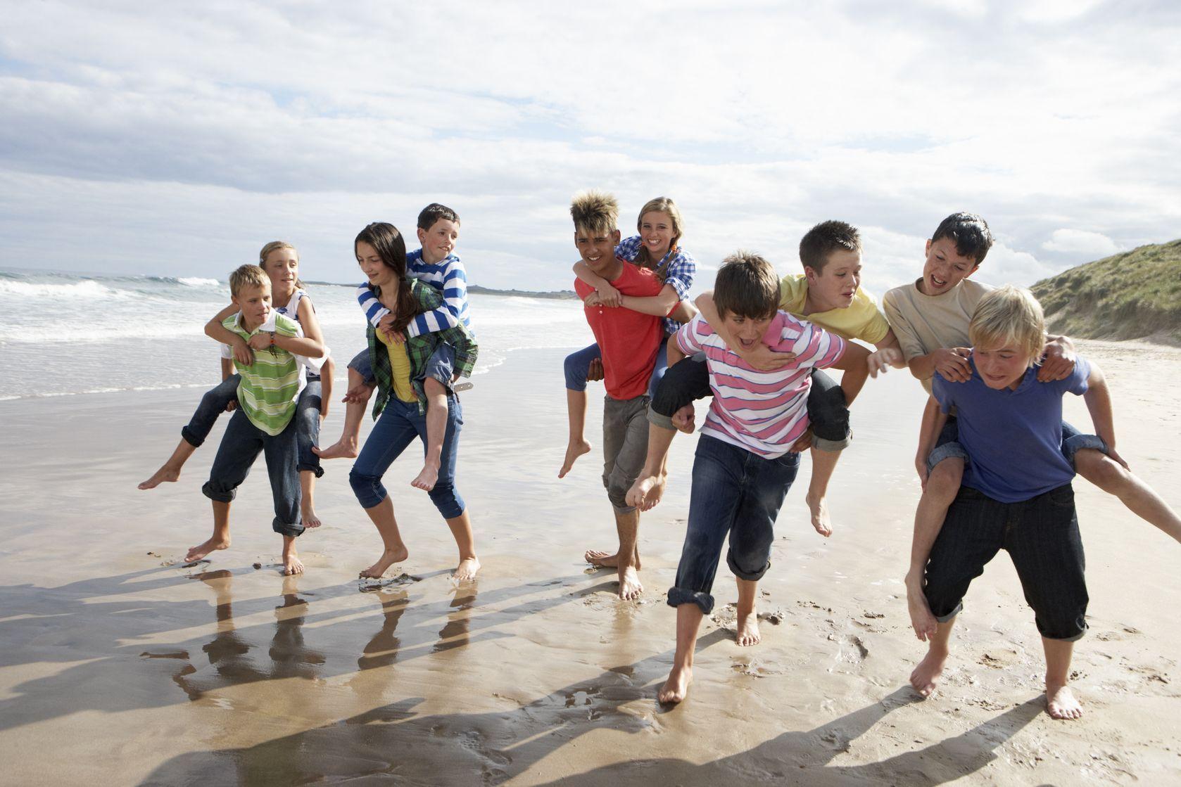 Séjours linguistiques anglais ado : S'immerger dans une culture et un pays