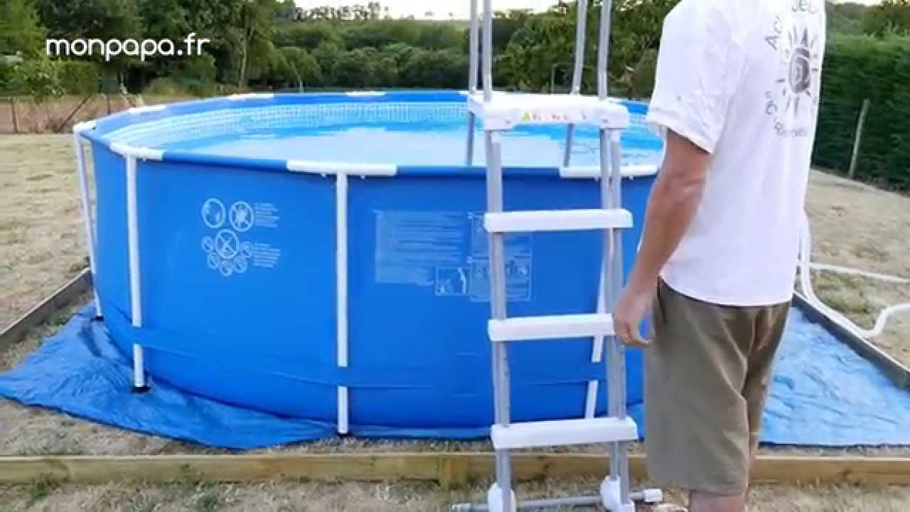 Piscine Intex : c'est la piscine gonflable à prix attractif